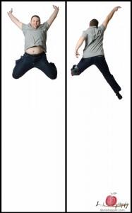 Dennis' jump!