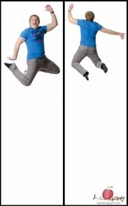 Jakob's jump!
