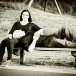 Jen and Gareth